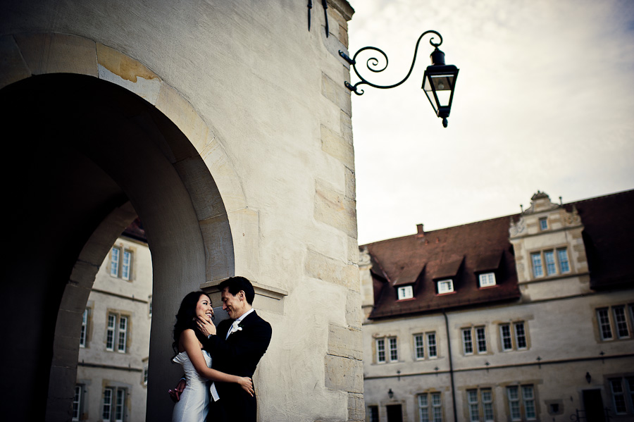 Schloss Munchausen wedding