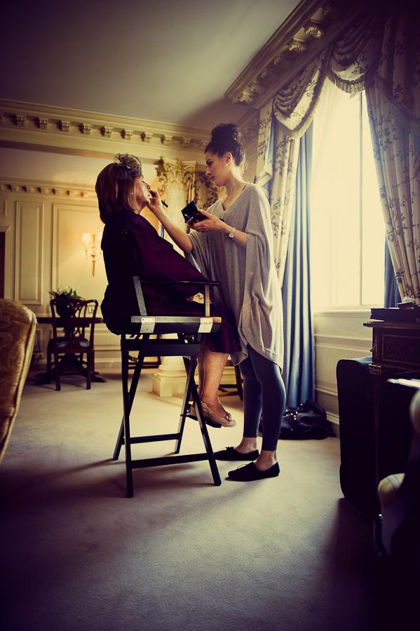 the dorchester spa makeup