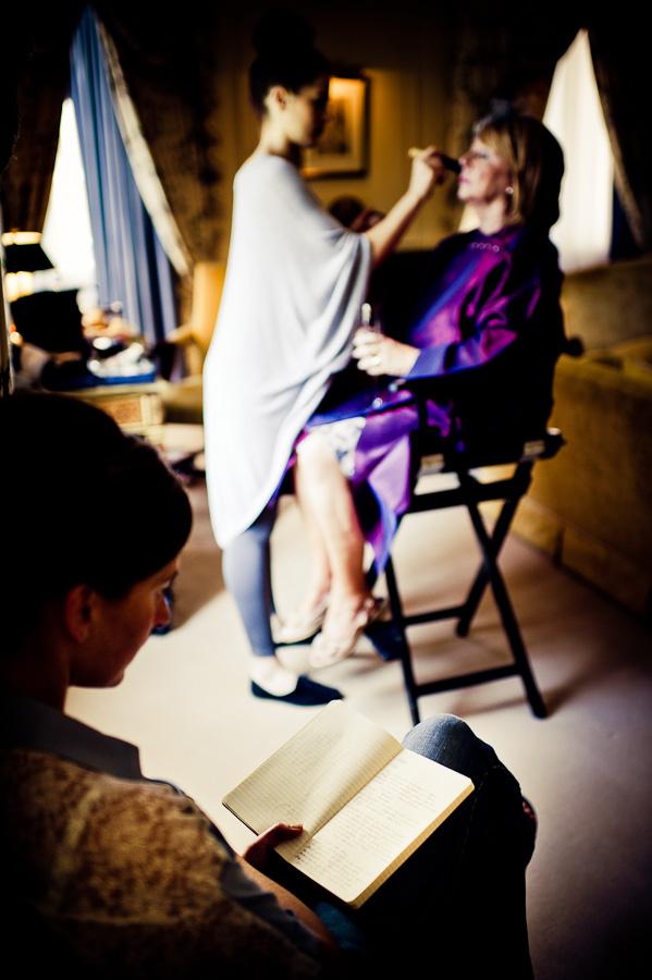 dorchester wedding preparations