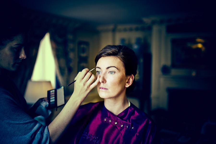 Mayfair wedding makeup