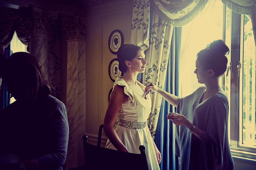 bridal preparations Mayfair