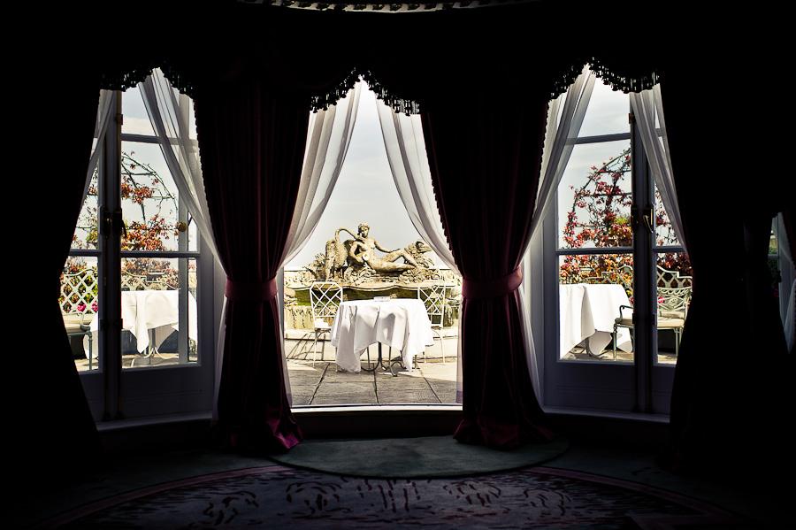 The Dorchester - wedding venue in London.