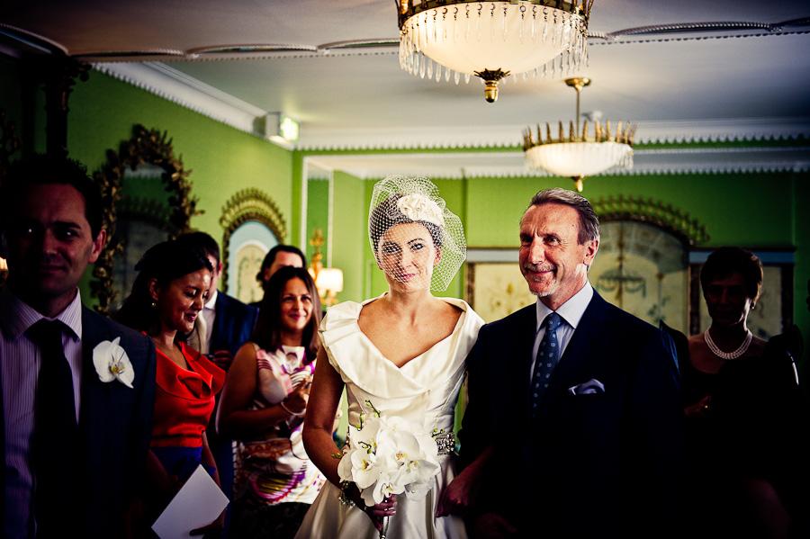 hotel wedding London