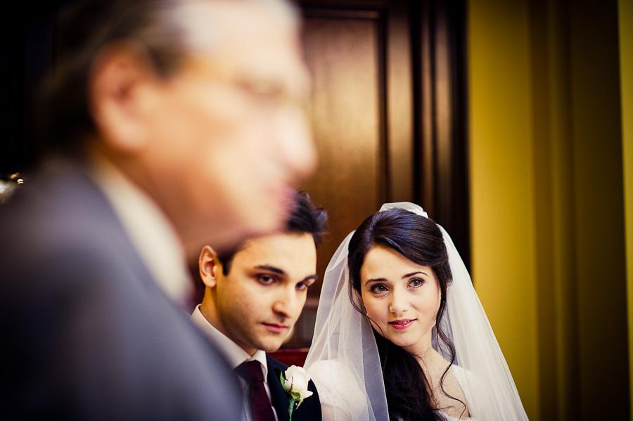 hotel wedding in London