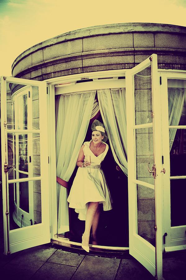 dorchester roof terrace wedding