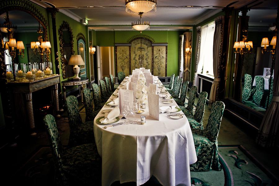 wedding reception dorchester