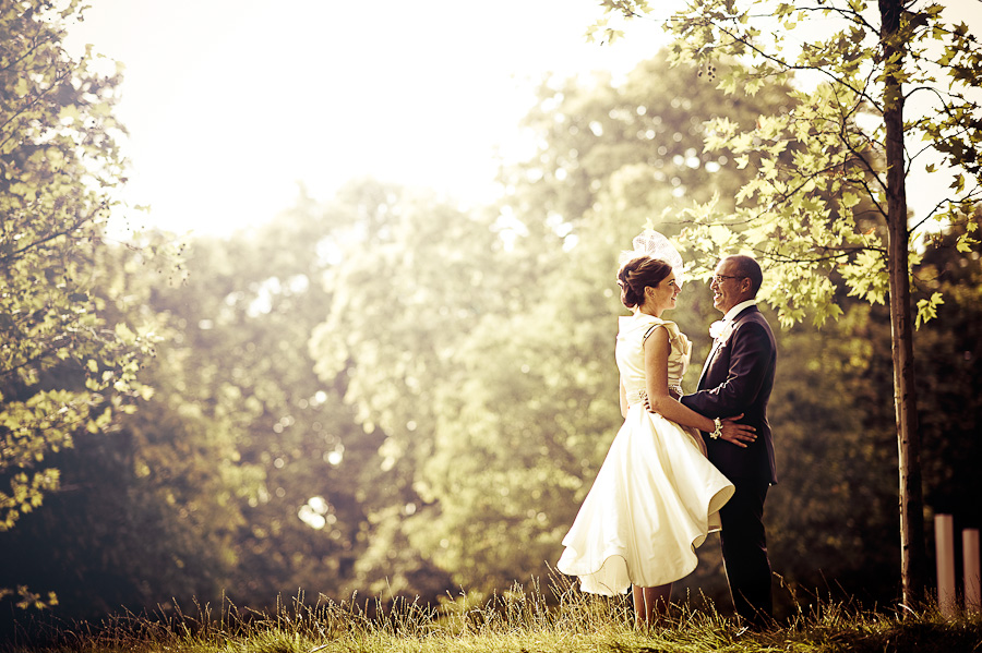 hyde park wedding London