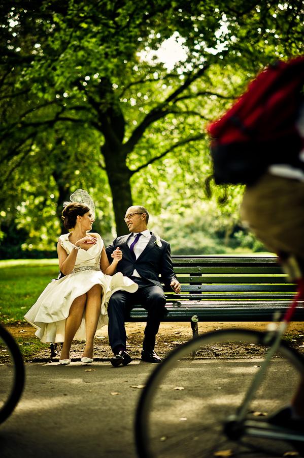 hyde park wedding photographer London