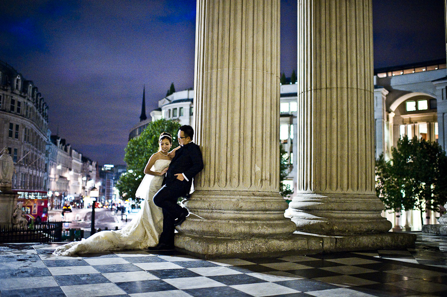 London prewedding photo shoot