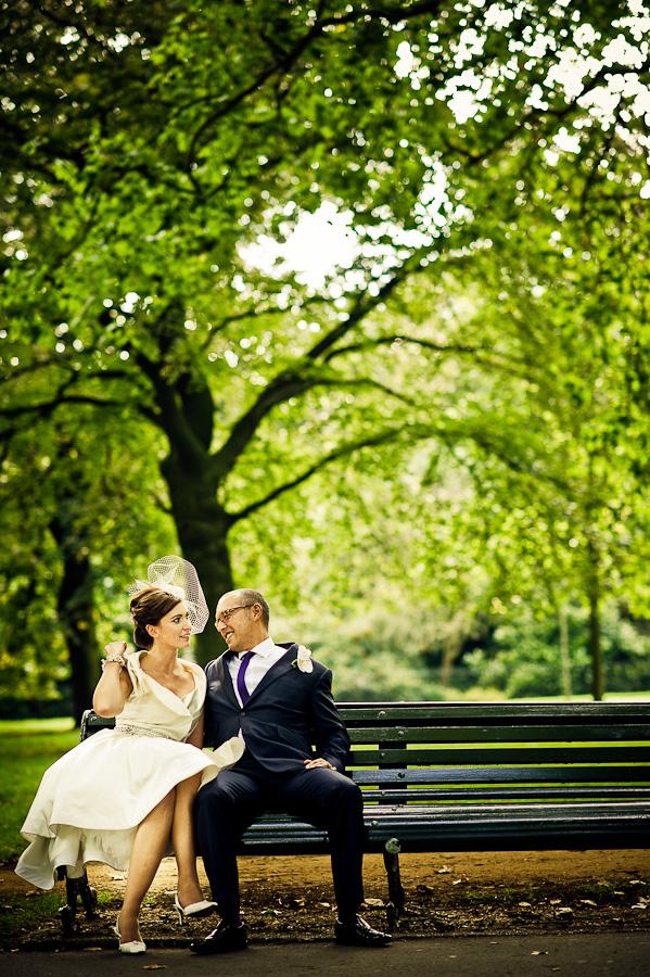 park wedding photographer