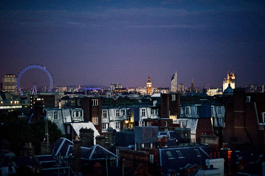 night view mayfair