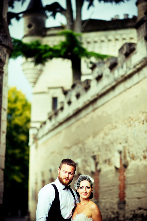 Loire Valley wedding