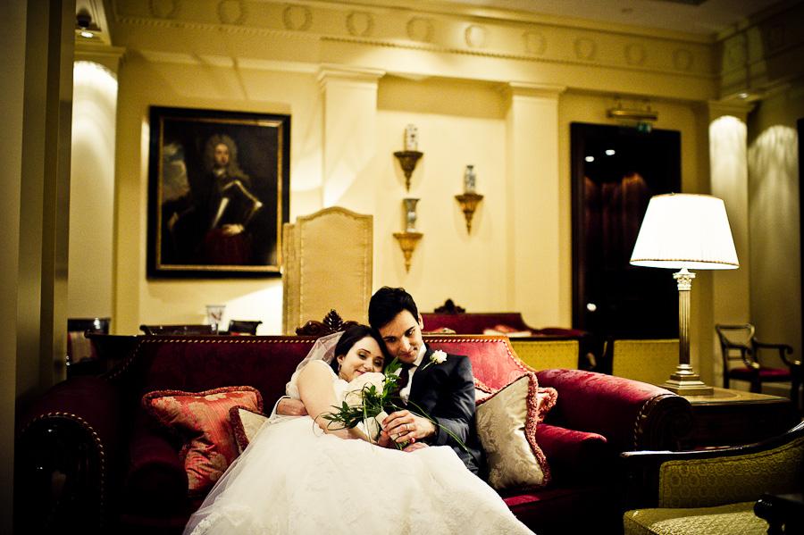 The Lanesborough hotel wedding