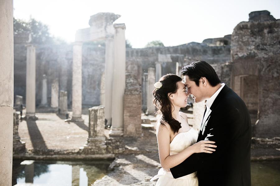 asian prewedding Italy