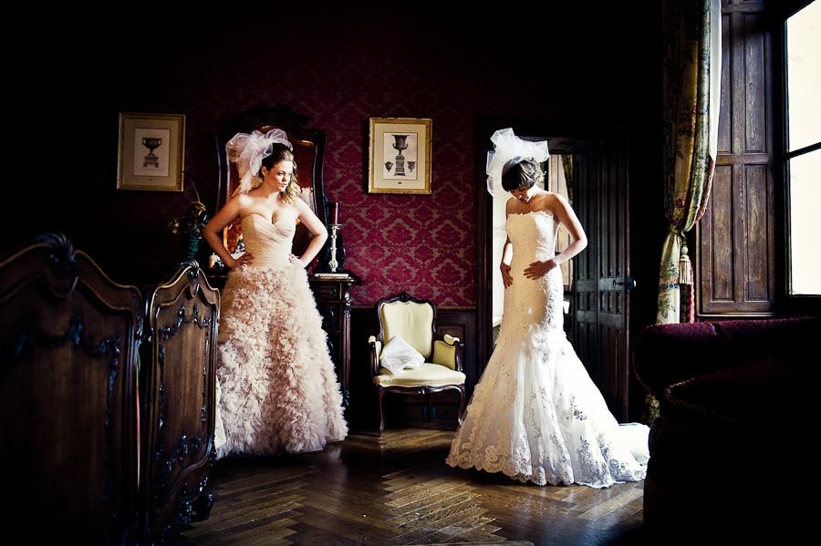 Double wedding France