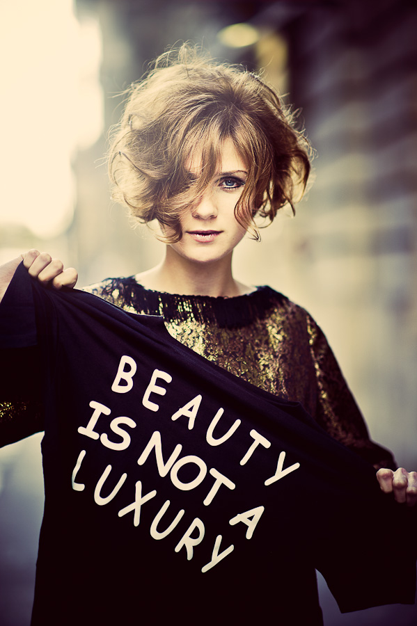 Beauty in not a Luxury
