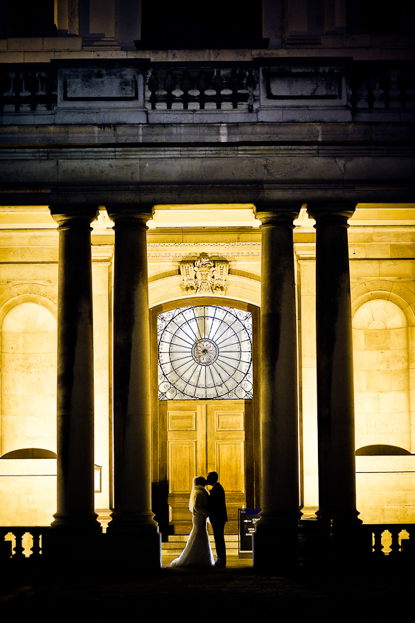 Old Royal Naval College wedding photographer