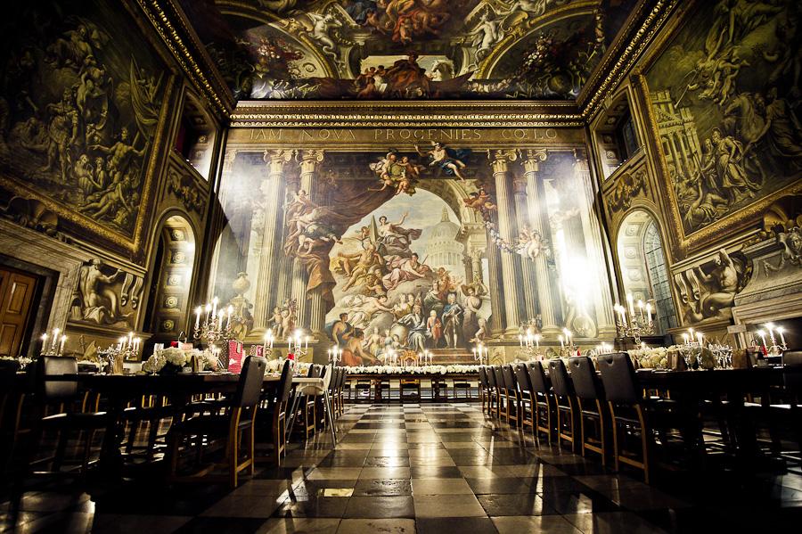 Painted Hall wedding venue