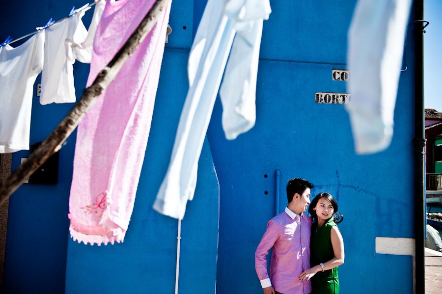 Prewedding photoshoot Venice