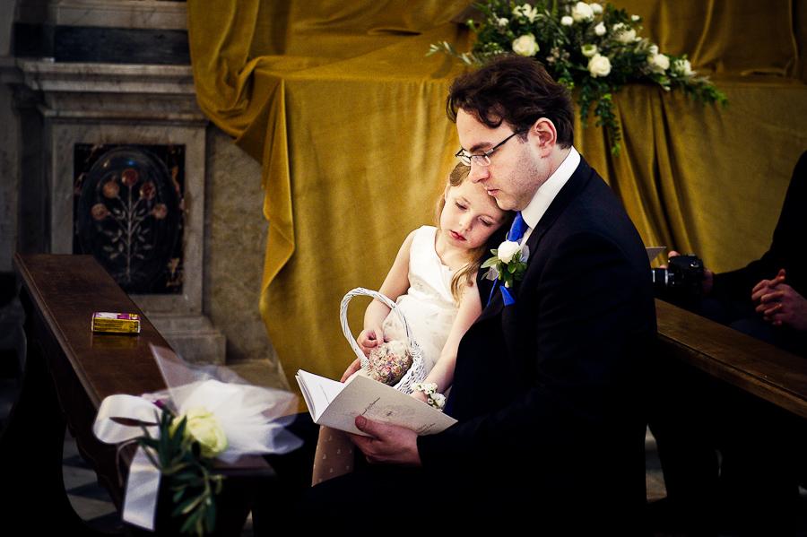 San Giorgio church wedding
