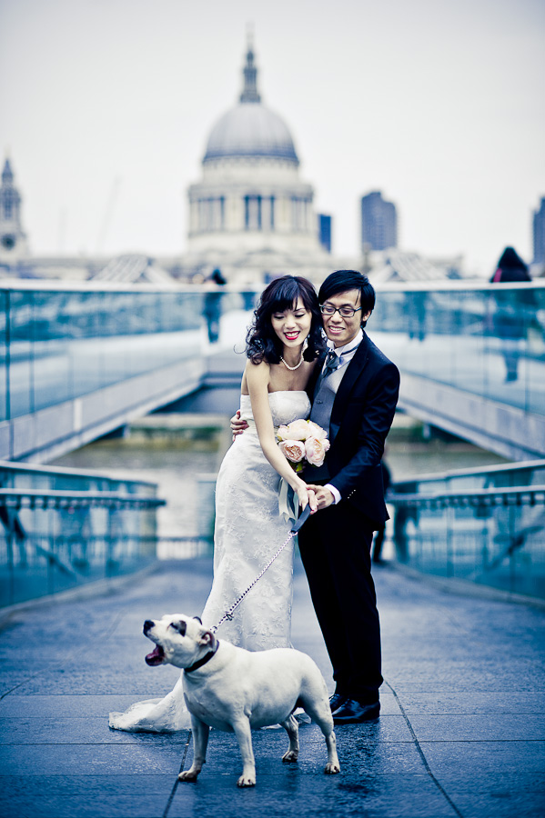 St. Pauls Cathedral wedding London