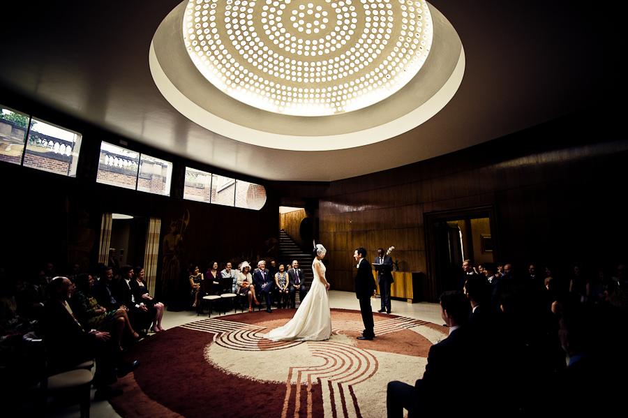 Eltham Palace wedding