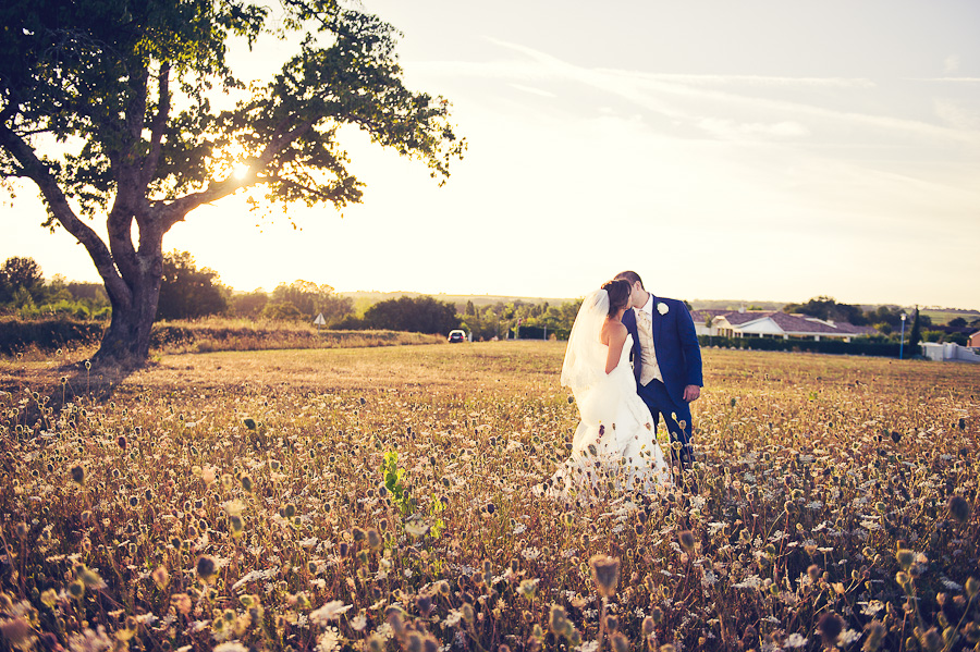 Destination wedding in Bordeaux