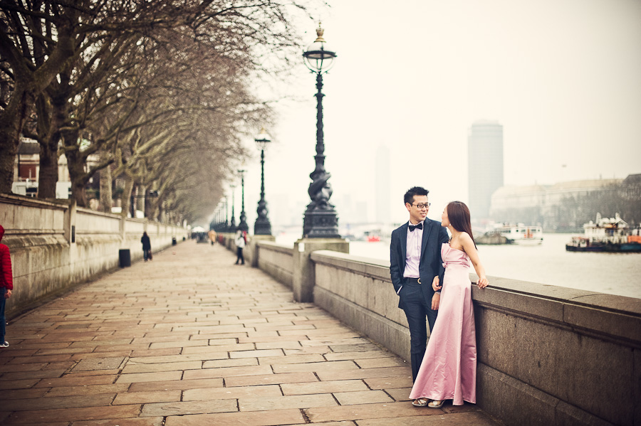 Prewedding Photoshooting London