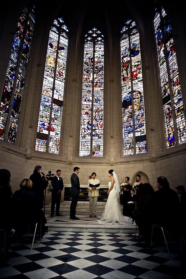 Chateau Vincennes wedding