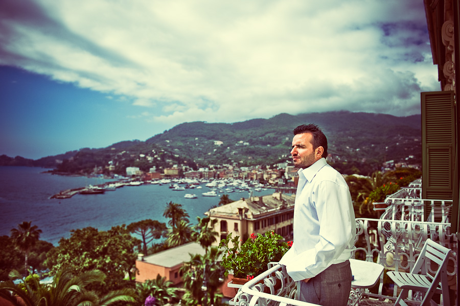 imperiale wedding Portofino