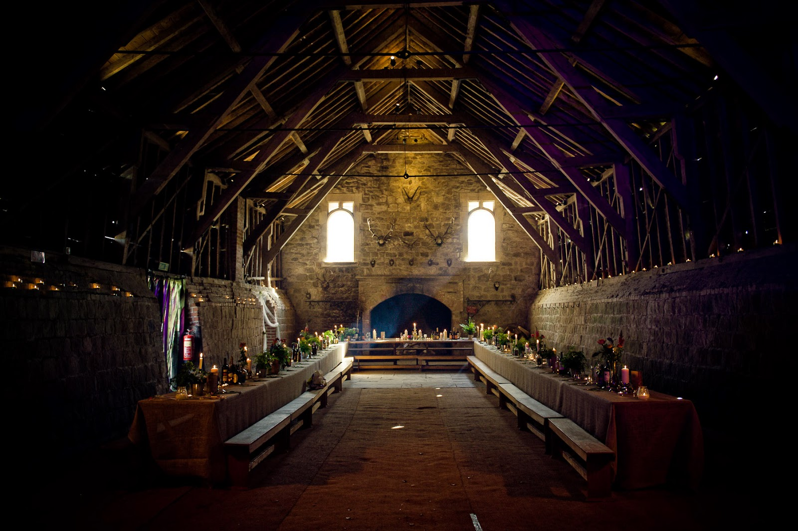 barn wedding in Wiltshire