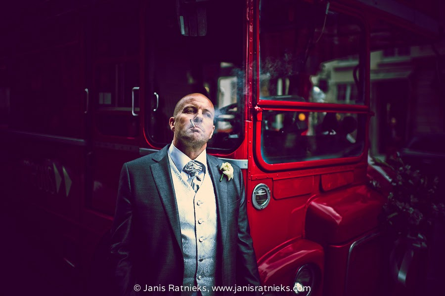 wedding routemaster London