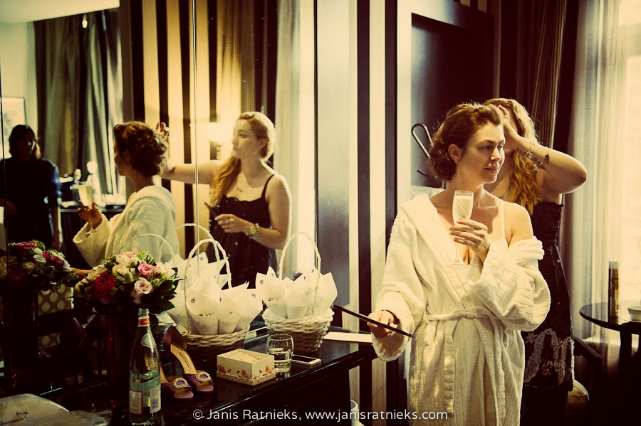 wedding hairdresser Kensington