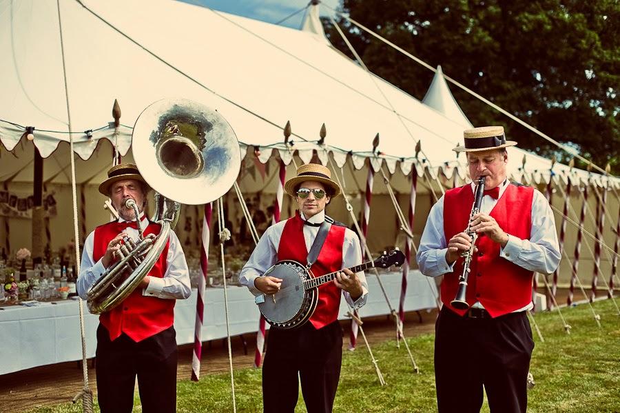 Wedding band in Surrey