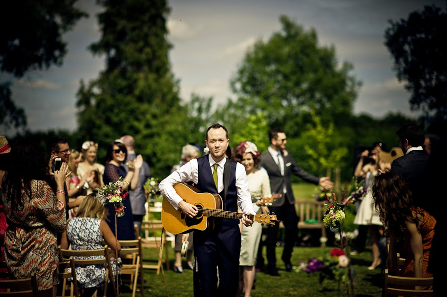 original wedding ceremony