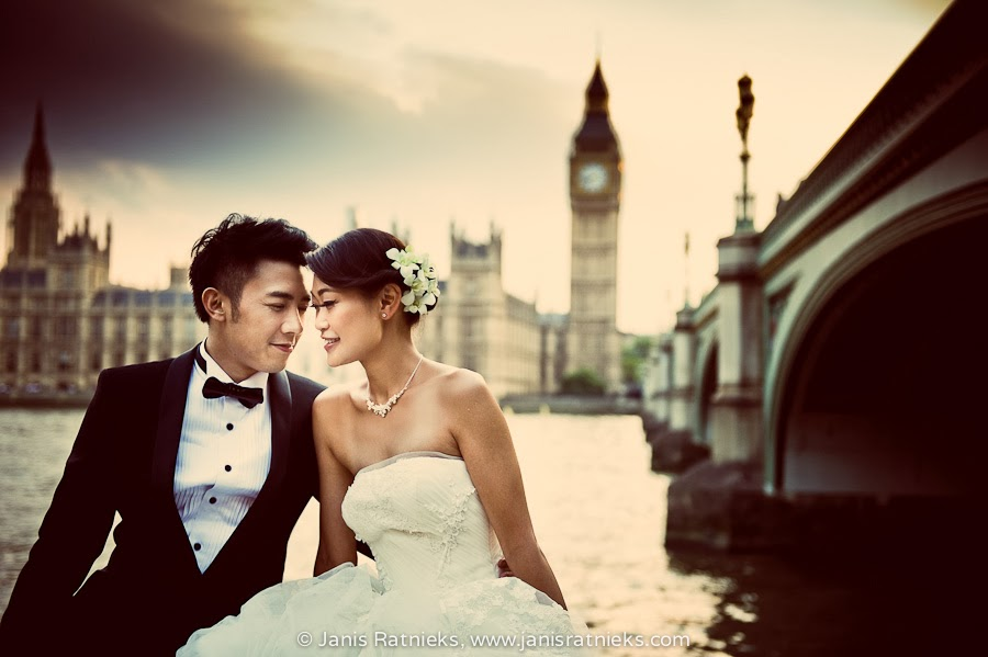 London prewedding