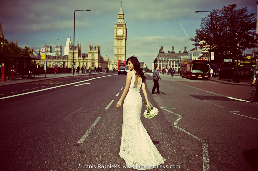 Big Ben prewedding