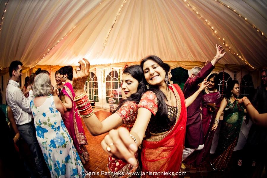traditional Hindu dance