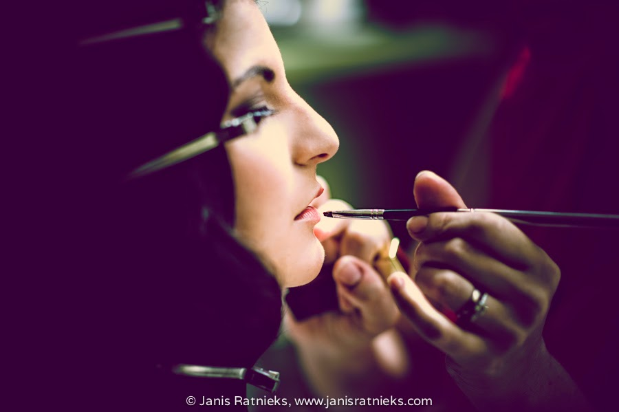 jewish bridal make-up London