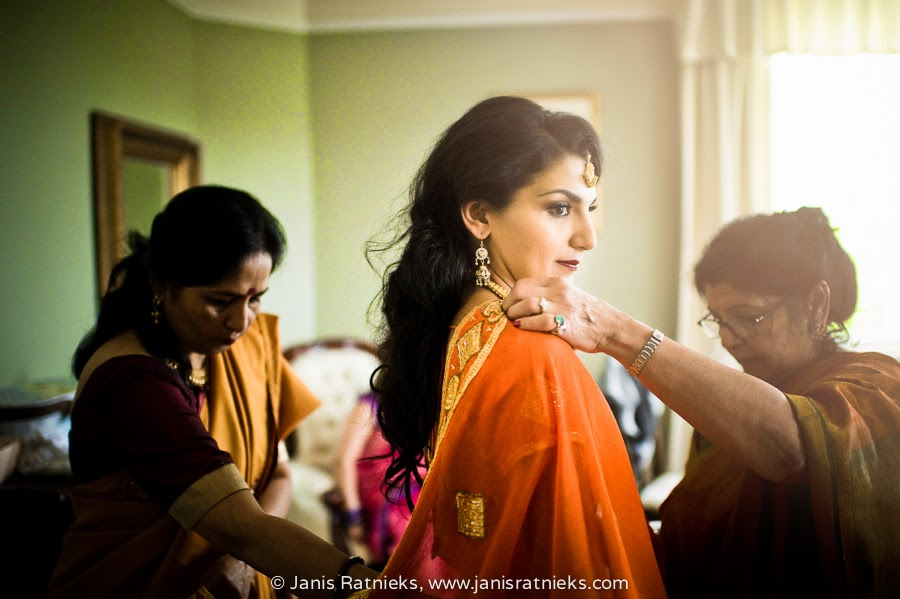 bridal saree London