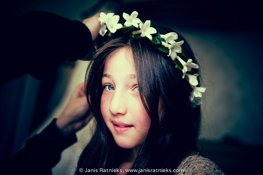 Jewish bridesmaid