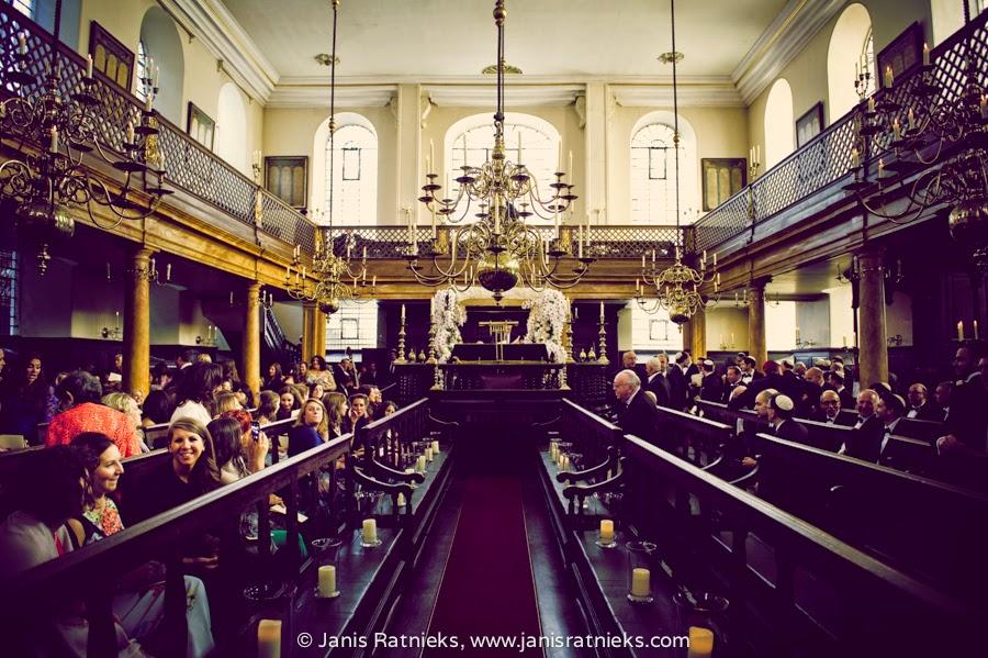 Jewish wedding venues London