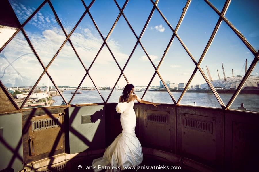 Trinity Buy Wharf wedding photographer
