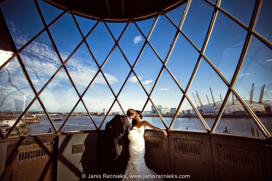 Trinity Buy Wharf wedding venue