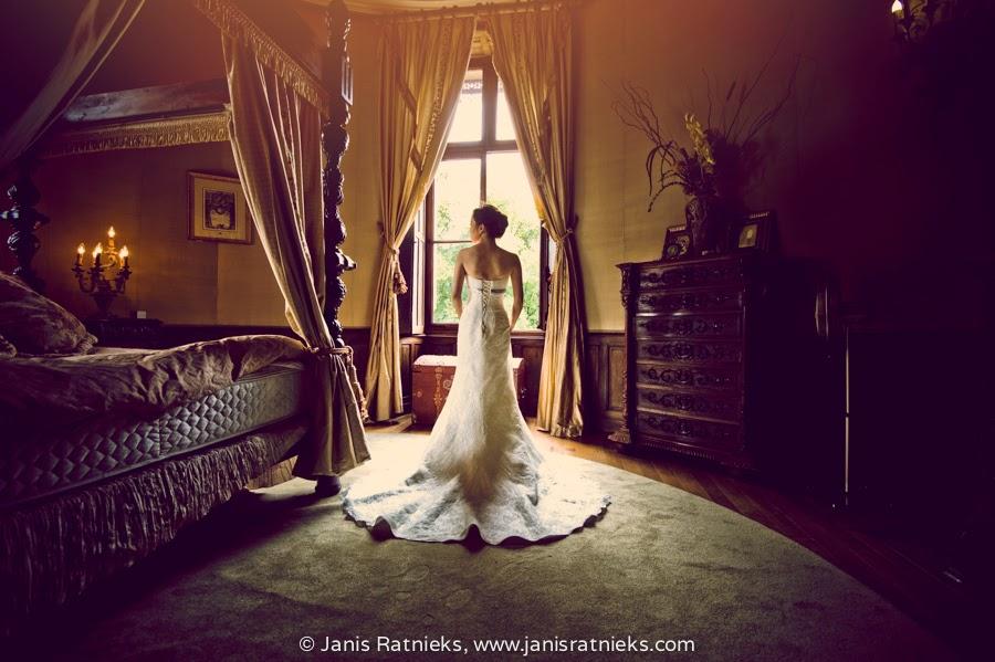 chateau photo shoot France