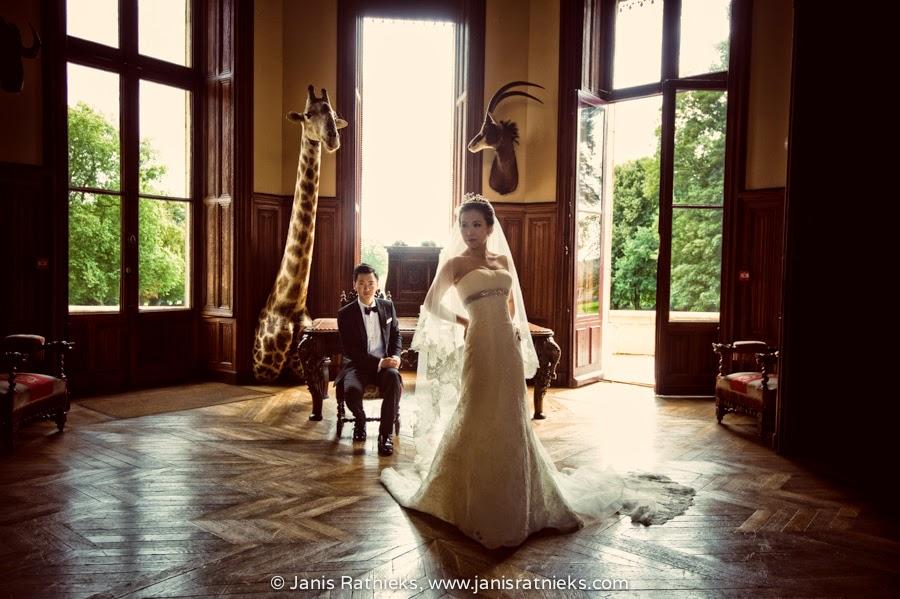 styled wedding fashion shoot