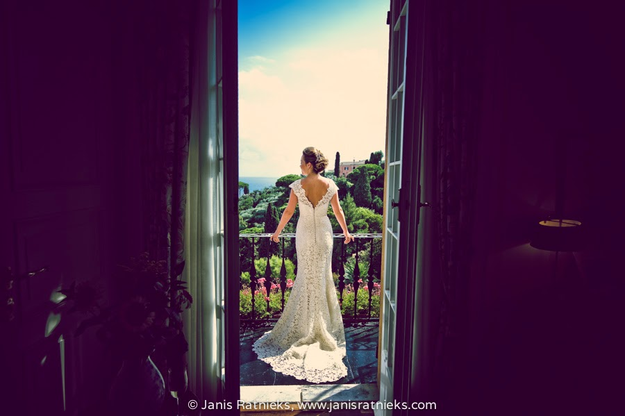 Hote Splendido wedding venue