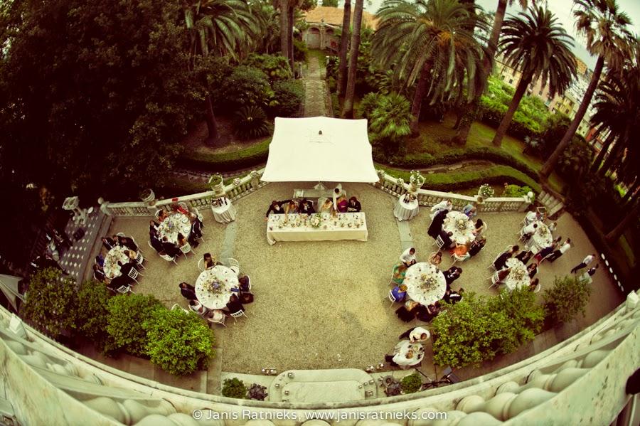 Villa Durazzo wedding venue Italy