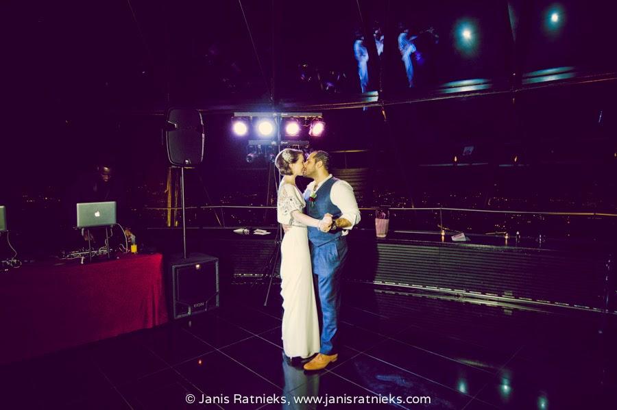 first dance the gherkin wedding