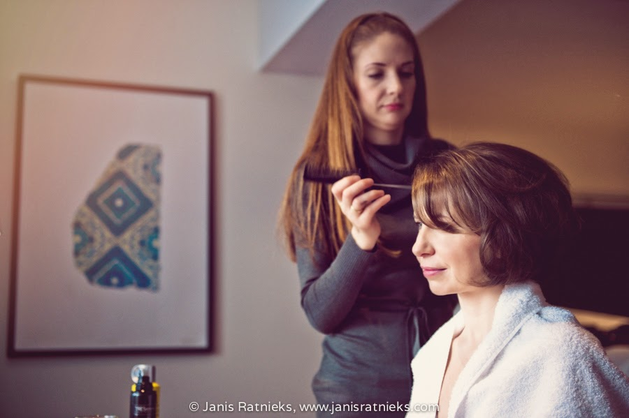 hair and make up artists in London